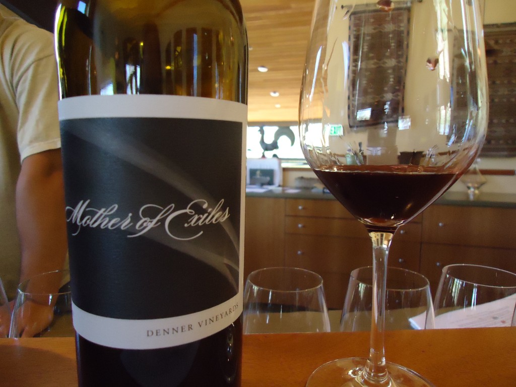 The awesome Denner Bordeaux blend with a twist