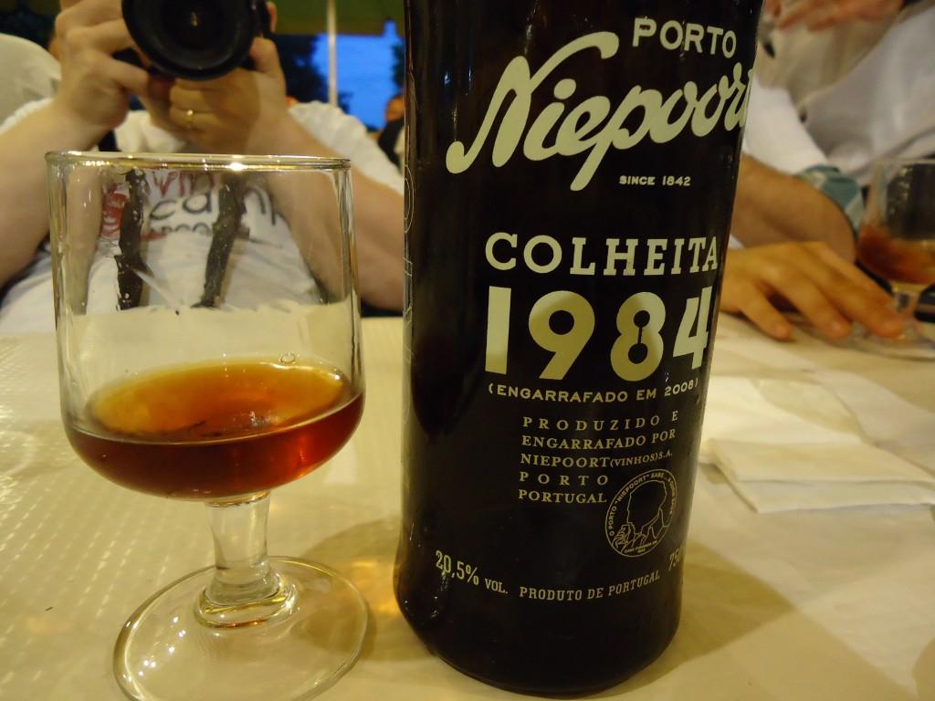 Niepoort 1984 Colheita