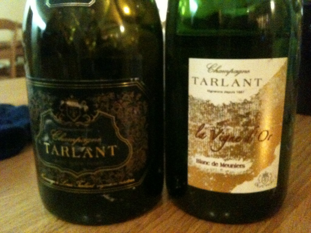 Tarlant Single vineyards Champagnes