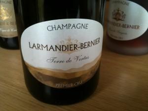 Champagne Larmandier-Bernier Terre de Vertus 2007