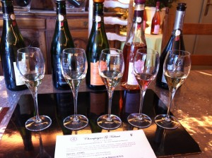 Champagne Tribaut wines