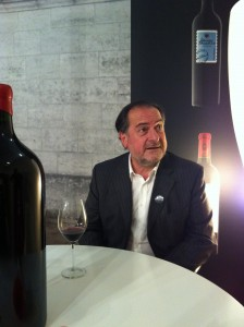 Michel Rolland at Vinitaly