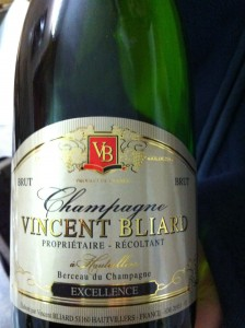 Champagne Vincent Bliard