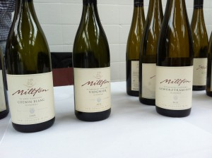 James Millton makes beautifully balanced biodynamic wines in NZ - where is still today is an exception to the rule.