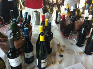 Friuli wine tasting at Pitar Winery