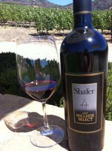 Shafer 2007 Hillside Select Cabernet Sauvignon