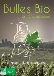 Bulles Bio en Champagne poster