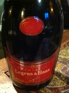 Champagne Legras et Haas Cuvee Exigence 7