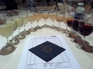 Vins Clairs tasting at Nicolas Feuillatte