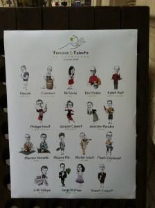Talents et Terroirs de Champagne